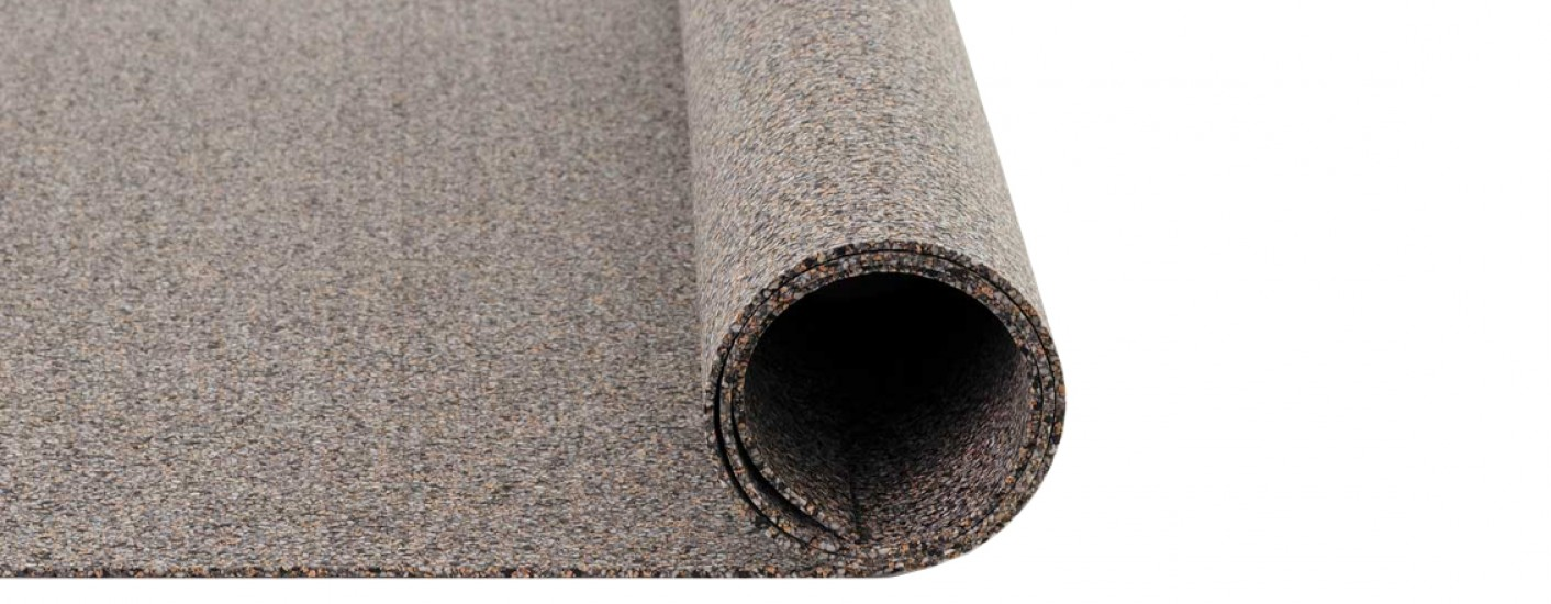 Sous-couche Black Uni B1