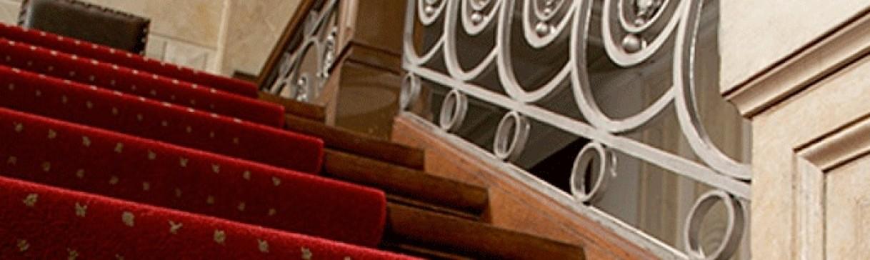 Textile d'escalier Collection Rive Gauche