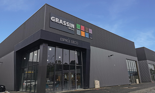 Agence Grassin décors Angers