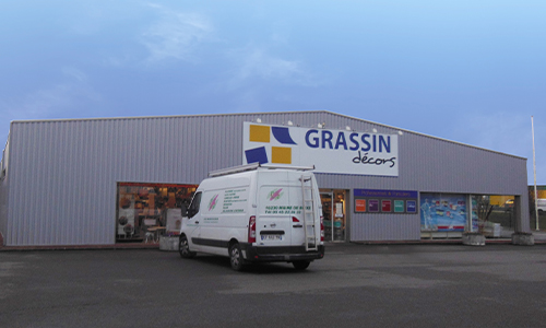 Agence Grassin Angoulême
