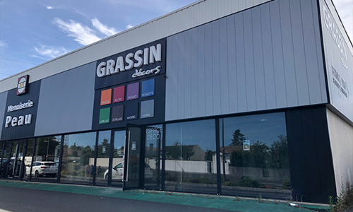 Agence Grassin décors Cholet