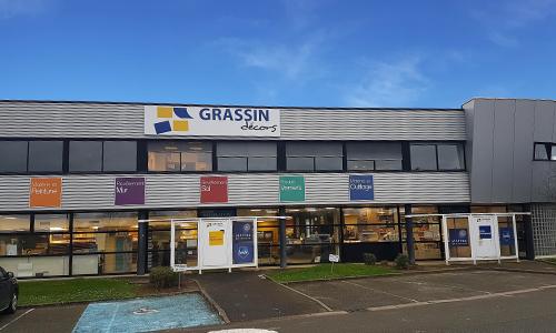 Agence Grassin décors Le Mans