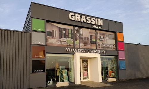 Agence Grassin décors Niort
