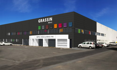 Agrence Grassin décors Poitiers