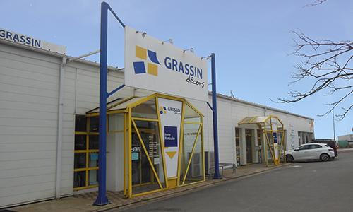Agence Grassin décors Royan