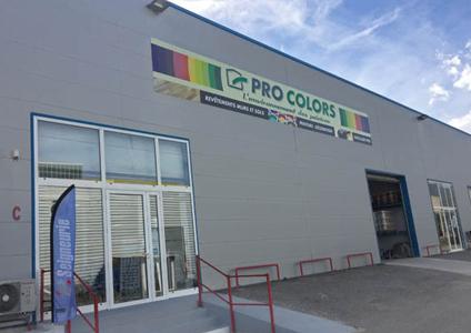 Agence Procolors Borgo