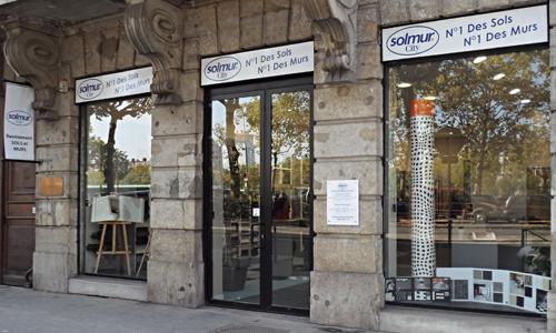 Agence Solmur distribution Lyon