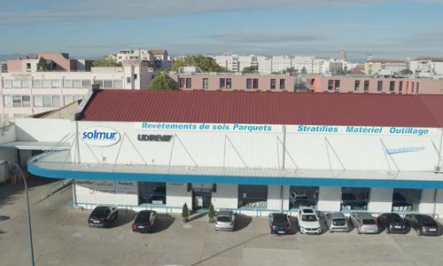 Agence Solmur distribution Villeurbanne