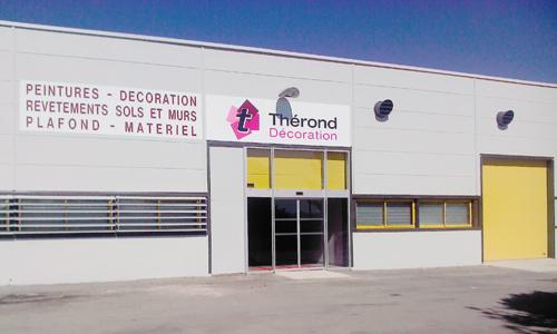 Agence Thérond décoration Alès