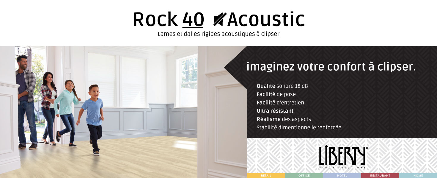Liberty rock 40 acoustic