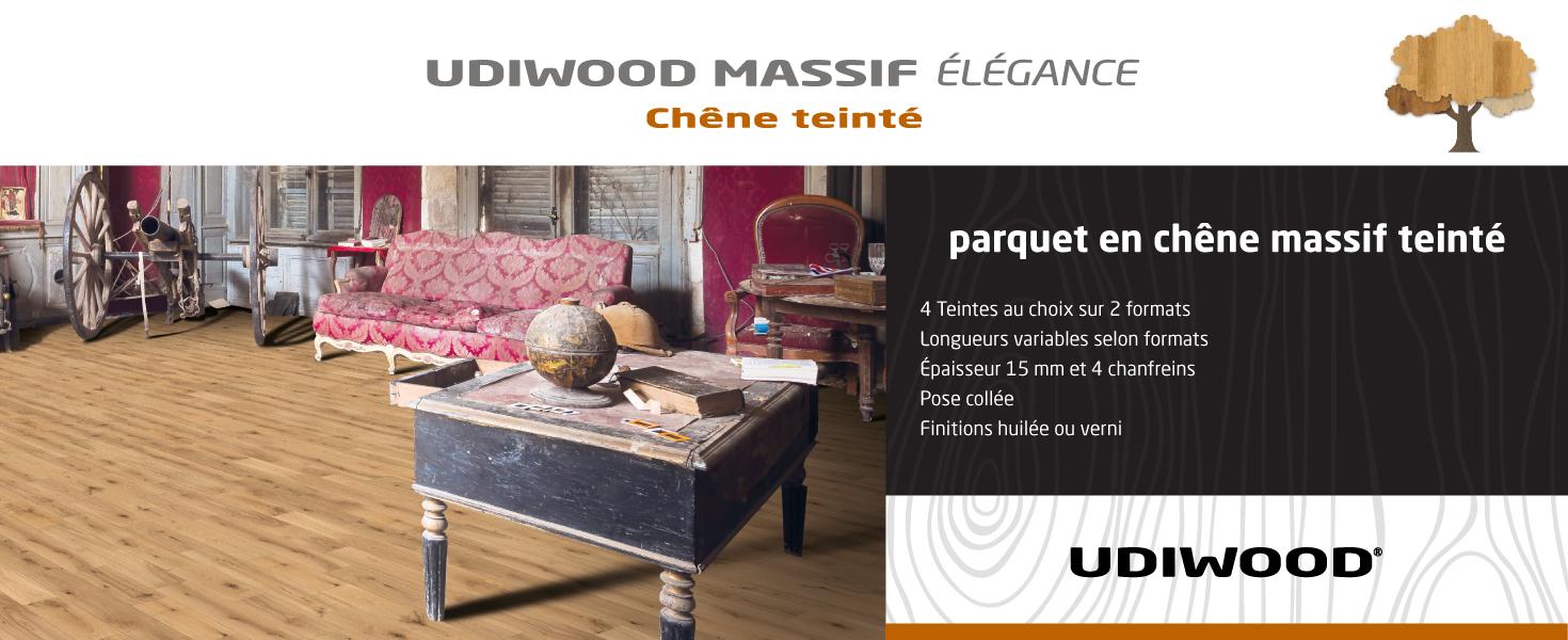 Udiwood massif élégance
