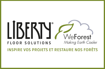 Liberty et WeForest