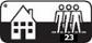 Classe utilisation domestique (image) : 23