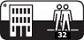 Classe utilisation professionnelle (image) : 32